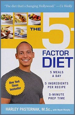 Kniha 5-Factors Diet